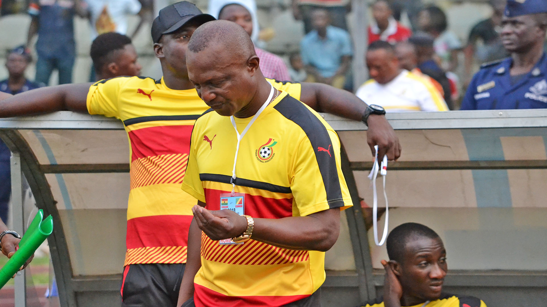 Ghana humiliates Congo in Brazzaville, claws back into contention