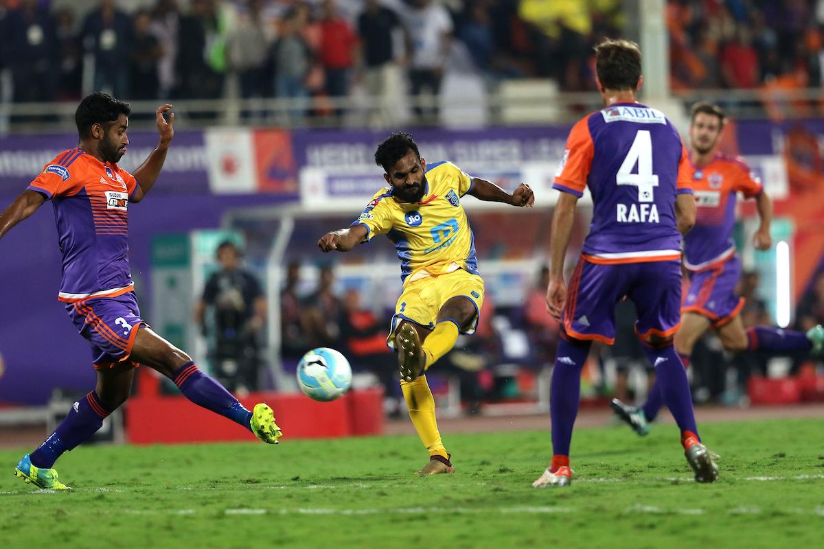 FC Pune City Kerala Blasters