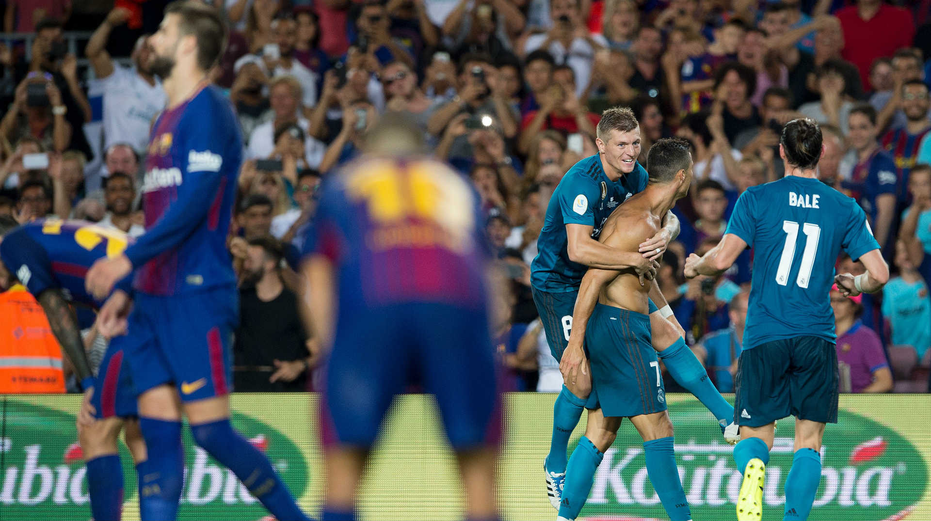 GettyImages-831127204 real madrid barcelona