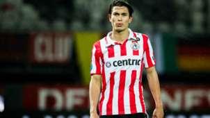 Kenneth Dougall, Sparta Rotterdam, Eredivisie 02102018