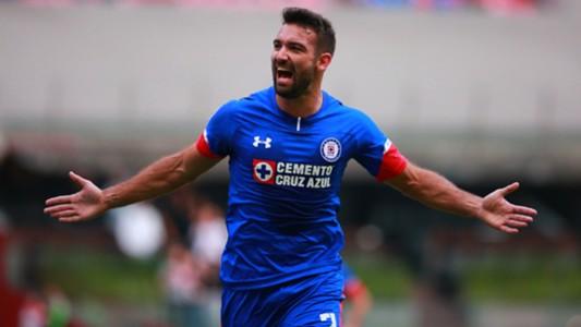 Martín Cauteruccio Cruz Azul Liga MX Apertura 2018