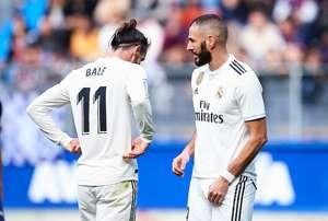 Gareth Bale & Karim Benzema