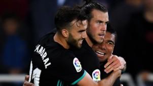 Gareth Bale Borja Mayoral Casemiro Real Sociedad Real Madrid LaLiga 17092017