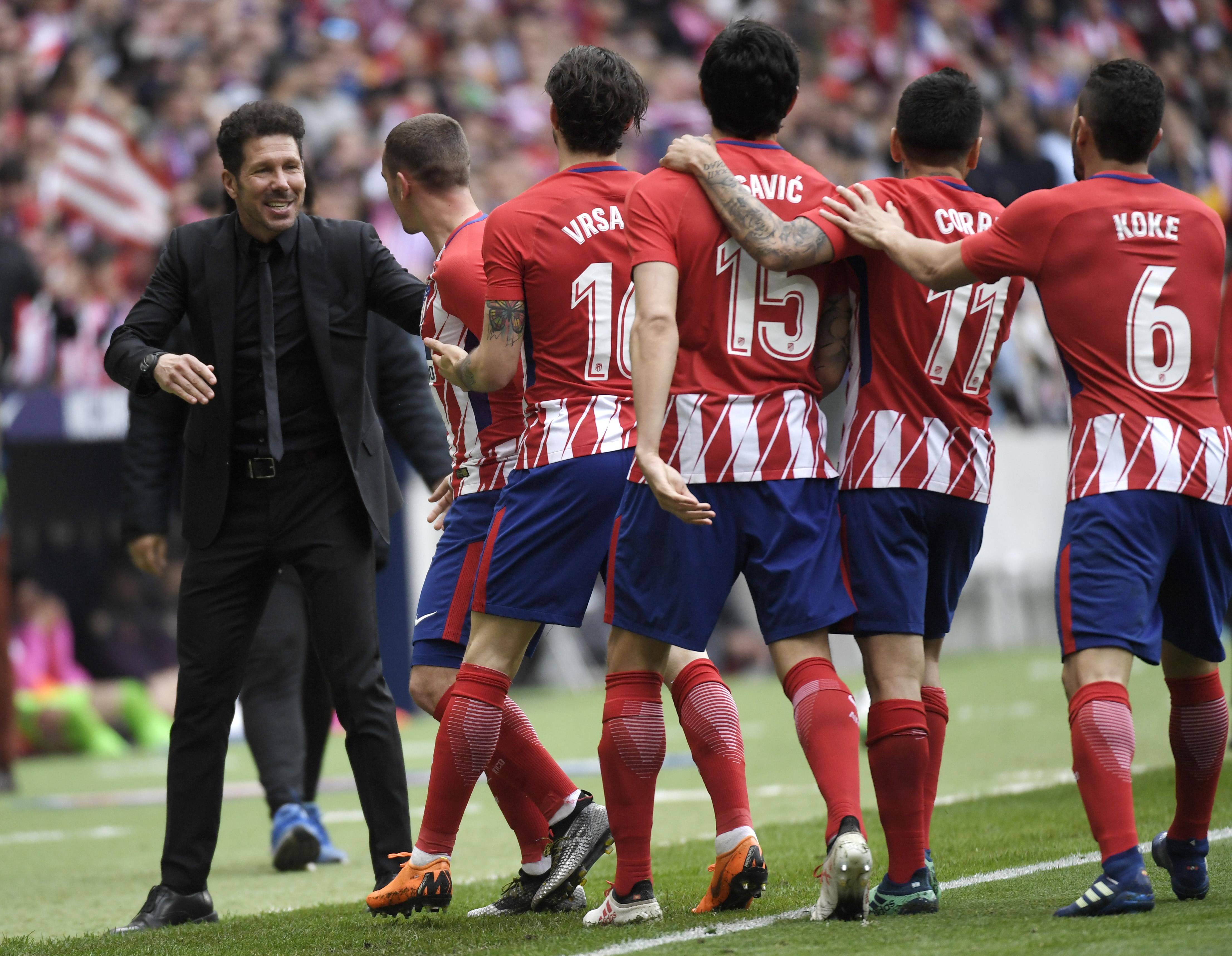 Atlético de Madrid La Liga