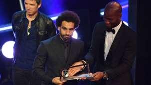 Mohamed Salah Puskas Award FIFA THE BEST 2018