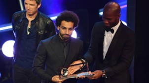 Mohamed Salah Puskas Award FIFA THE BEST 2018