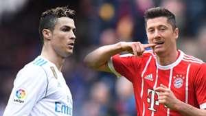 Lewandowski admits to snubbing Ronaldo & Ramos' Real Madrid requests