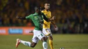 Tigres León Joel Campbell Rafael Carioca