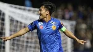Dinh Thanh Trung Quang Nam Ha Noi FC V.League 2019