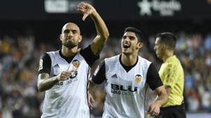 Simone Zaza Goncalo Guedes Valencia Sevilla La Liga
