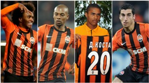 Collage Shakhtar