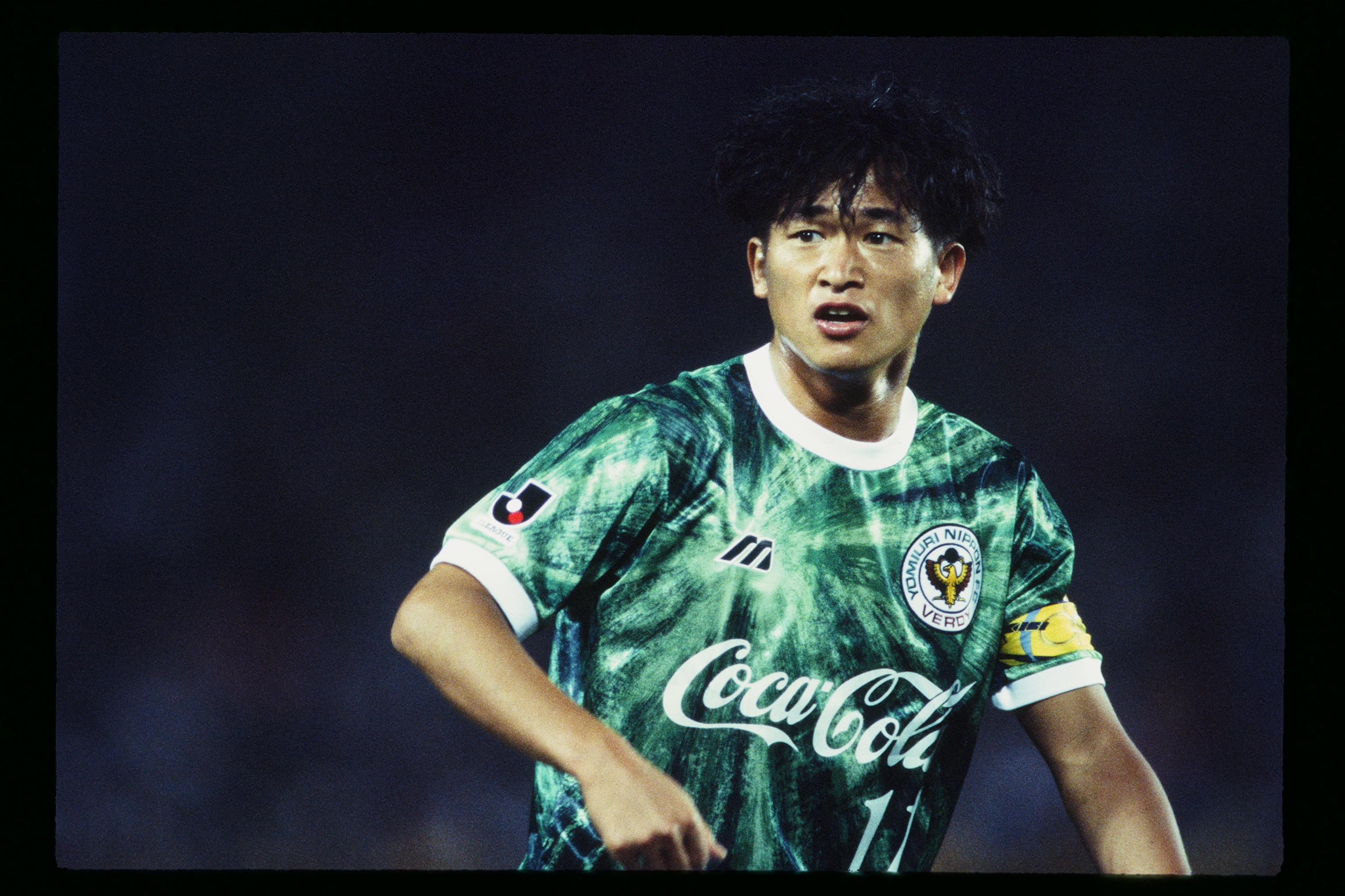 Kazuyoshi Miura - Verdy Kawasaki vs Yokohama Marinos - J.League