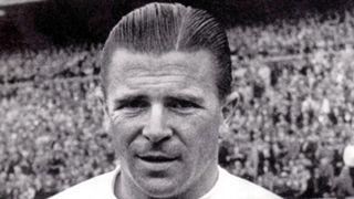 Ferenc Puskas Real Madrid
