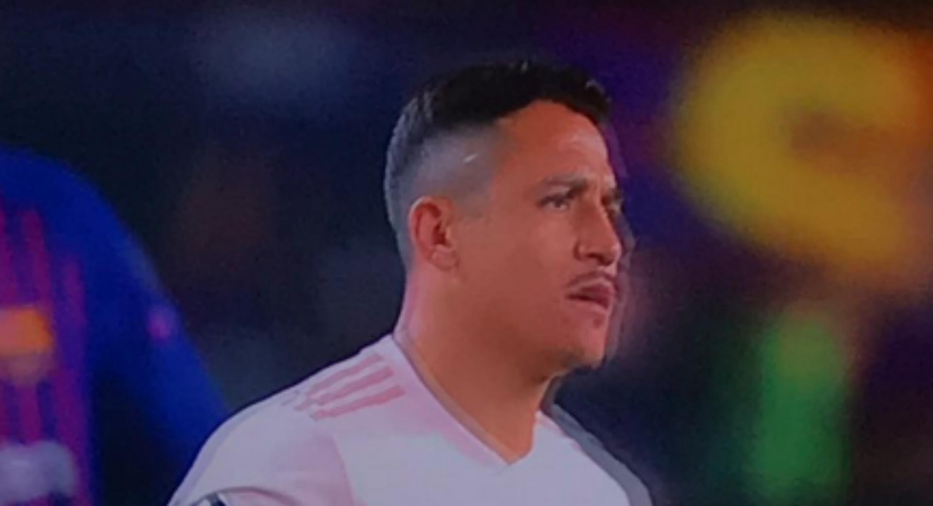 160419 Alexis Sánchez Barcelona Manchester United