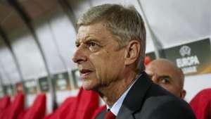 Arsene Wenger Arsenal Europa League