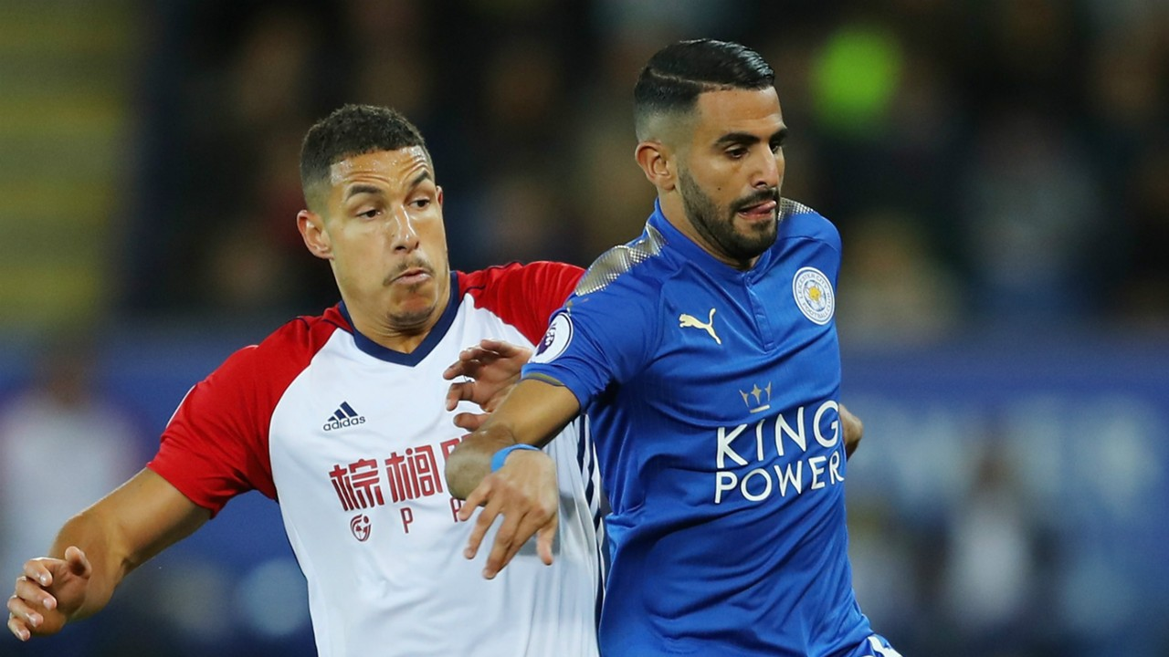 Video: Leicester City vs West Bromwich Albion