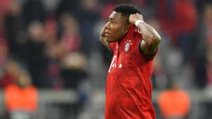 David Alaba Bayern Munich UEFA Champions League 07112018
