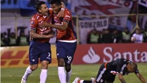 Jorge Wilstermann River Plate Copa Libertadores 14092017