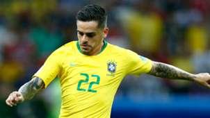 Fagner Brasil Seleção 18 03 2019