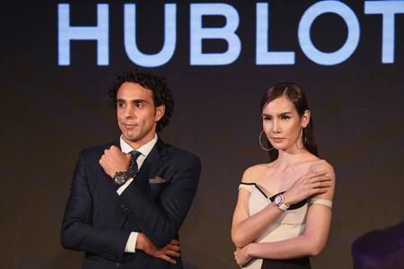 Image result for HUBLOT เปิดตัวนาฬิกาหรูบุรีรัมย์ ยูไนเต็ดราคาประมูลสูง1.4 ล้าน