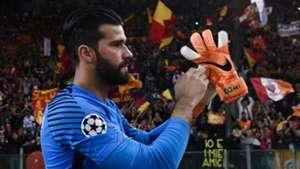 Alisson Roma Liverpool