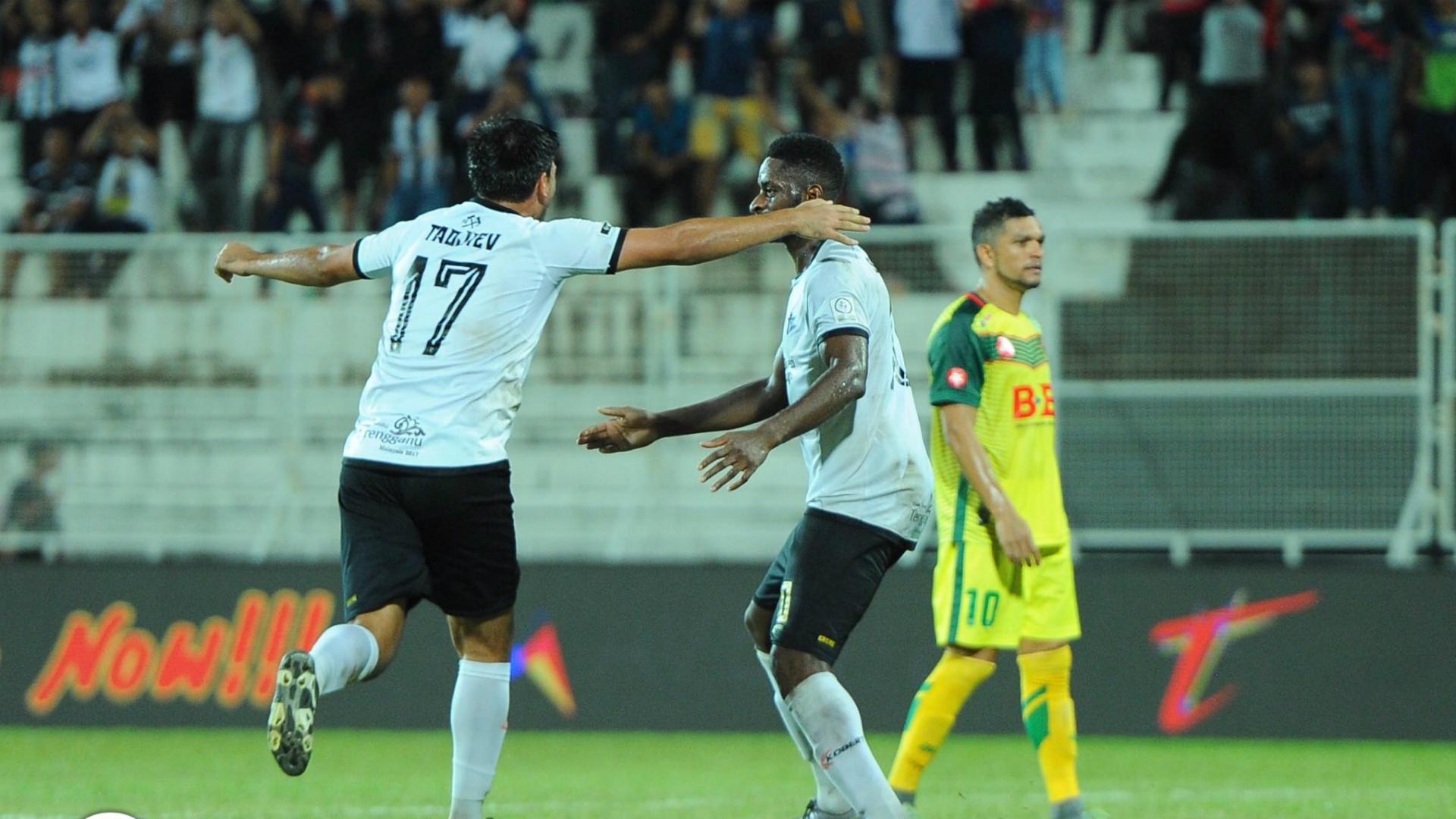 Farhod Tadjiev, Mahamadou Samassa, T-Team, Sandro da Silva, Kedah, Super League, 15/04/2017