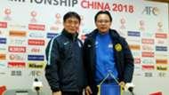 Kim Bong-gil, South Korea U23, Ong Kim Swee, Malaysia U23