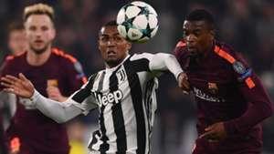 Douglas Costa Juventus Barcelona Champions League