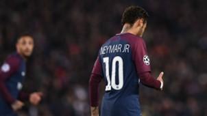 Neymar PSG Anderlecht Champions League 31102017