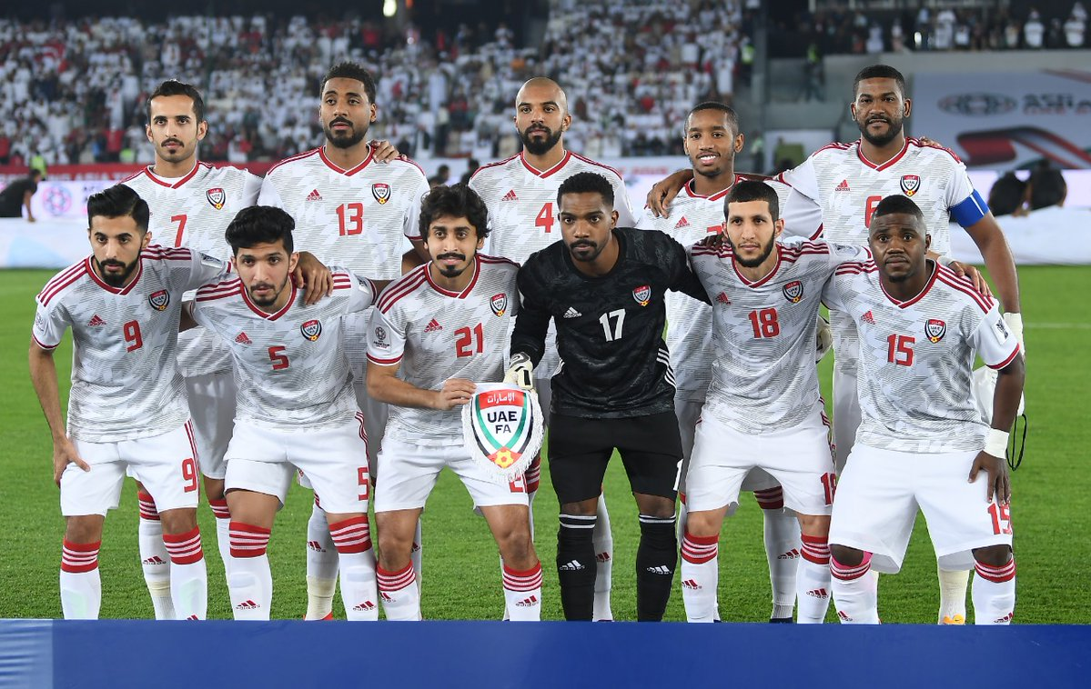 Hosts UAE stir from slumber, stumbling Syria sack Stange