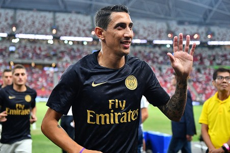 Angel Di Maria PSG 2018