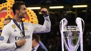 Cristiano Ronaldo Real Madrid Champions League 2017