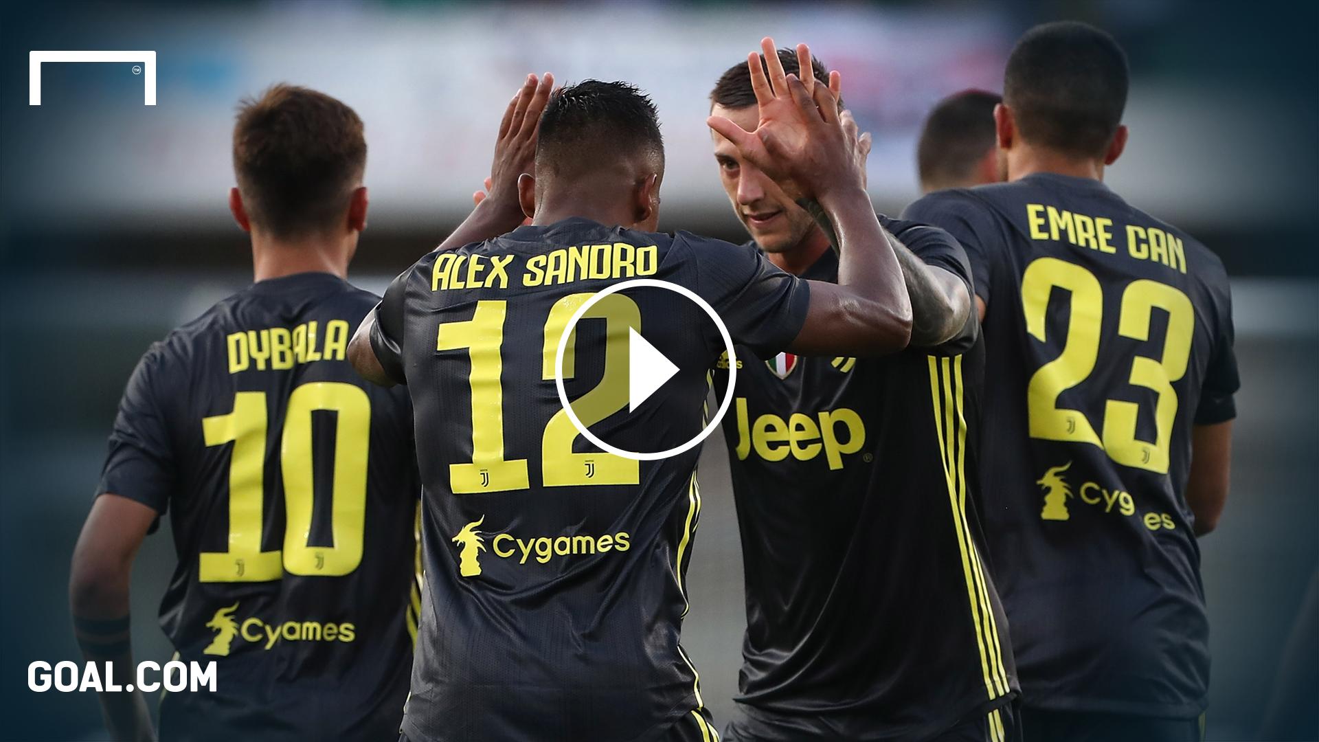 GFX Juventus Chievo
