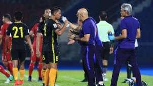 Safiq Rahim, Nelo Vingada, Malaysia, Lebanon, Asian Cup qualifier, 13/06/2017