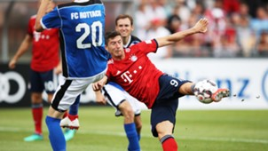 Robert Lewandowski FC Bayern Rottach-Egern 080818