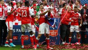 Alexis Sanchez Arsenal FA CUp