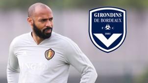 GFX Thierry Henry Bordeaux