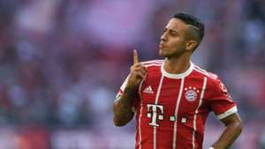 Thiago Alcantara Bayern