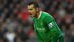 Shay Given Manchester City