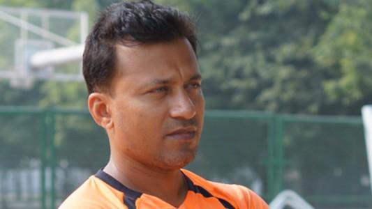 Shakti Chauhan Delhi Dynamos ISL