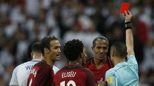 Bruno Alves England v Portugal 020616