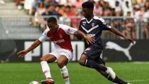 Bordeaux Monaco Youri Tielemans Aurelien Tchouameni 26082018 Ligue 1
