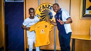 Kabelo Mahlasela signs for Kabelo Chiefs