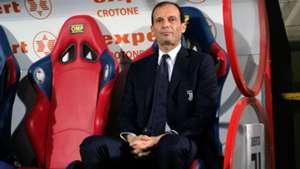 Massimiliano Allegri Crotone Juventus Serie A