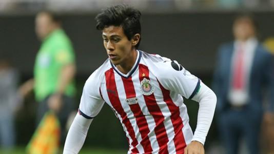 Jose Juan Macias Chivas