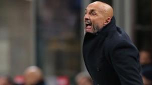 Luciano Spalletti Inter Roma