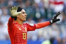 Guillermo Ochoa Selección Mexicana Mundial 2018