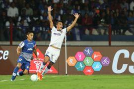 Mailson Alves Sunil Chhetri Bengaluru FC Chennaiyin FC 2017-18 Indian Super League Final