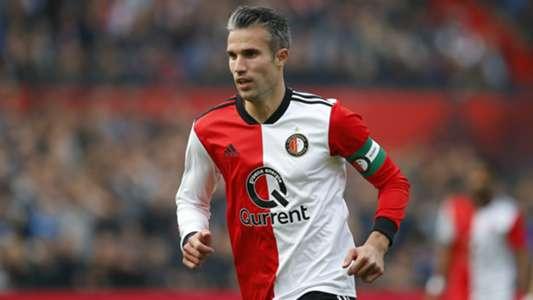 Robin van Persie Feyenoord 10212018
