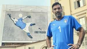 Gigi Buffon Maglia Italia Puma